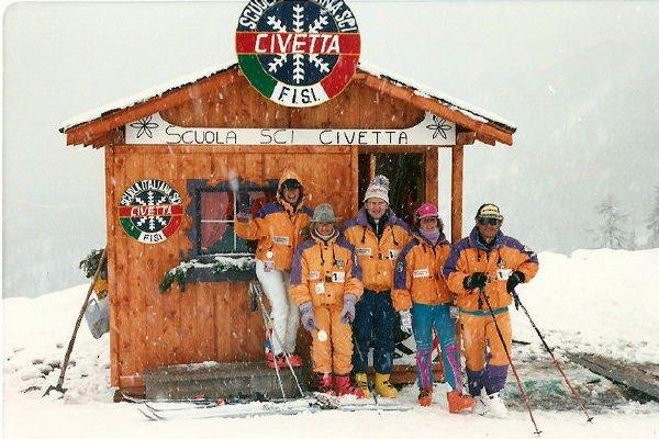 Foto di presentazione Scuola Italiana Sci Civetta - Scuola sci e snowboard