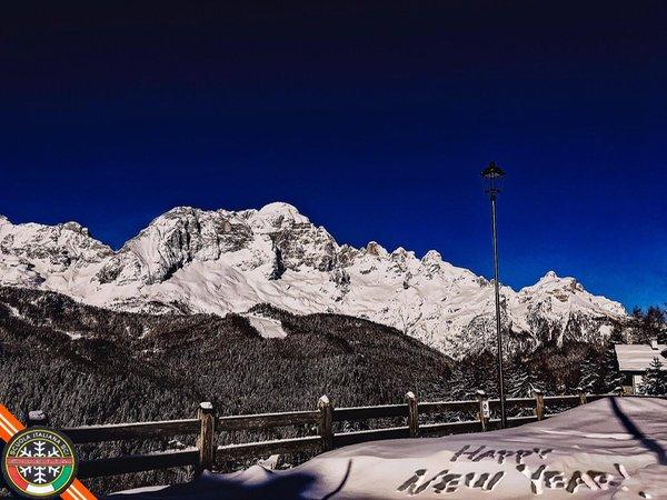 Bildergalerie Val di Zoldo - Pecol Winter