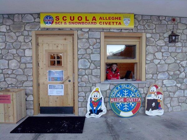 Alleghe Civetta - Scuola sci  Alleghe