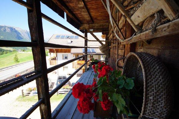 Foto vom Balkon Ciasari