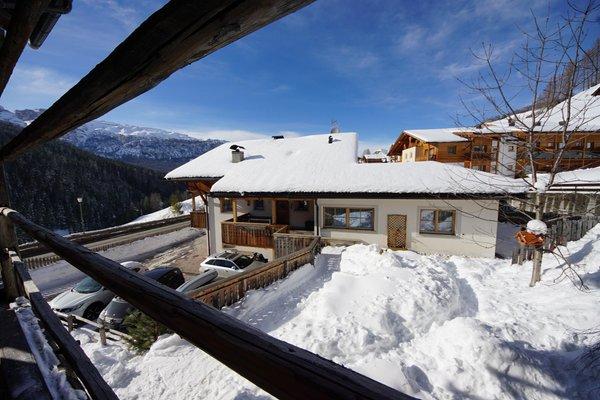 Foto Außenansicht im Winter Ciasari