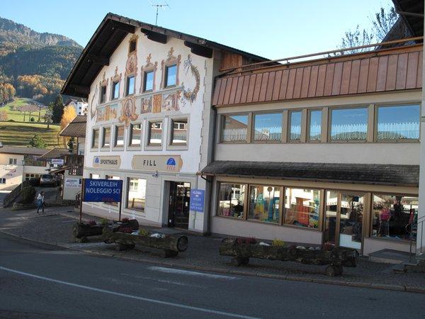 Foto esterno Noleggio sci Sporthaus Fill