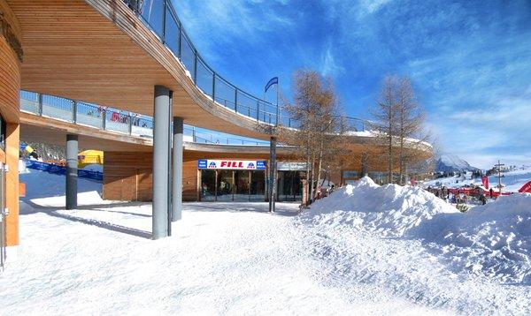 Foto di presentazione Noleggio sci Sporthaus Fill