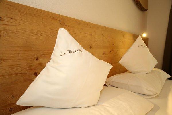 Foto vom Zimmer Ferienwohnungen Dolomites Chalet La Bercia