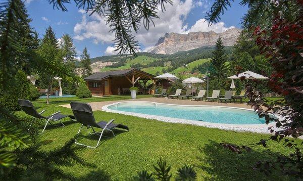 Foto vom Garten La Villa