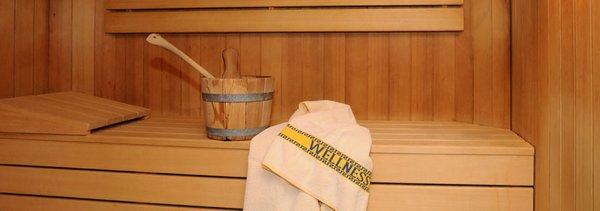 Foto della sauna Dobbiaco