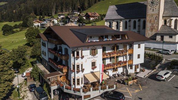 Foto estiva di presentazione Hotel Kirchenwirt