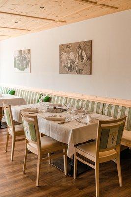 Il ristorante Dobbiaco Kirchenwirt