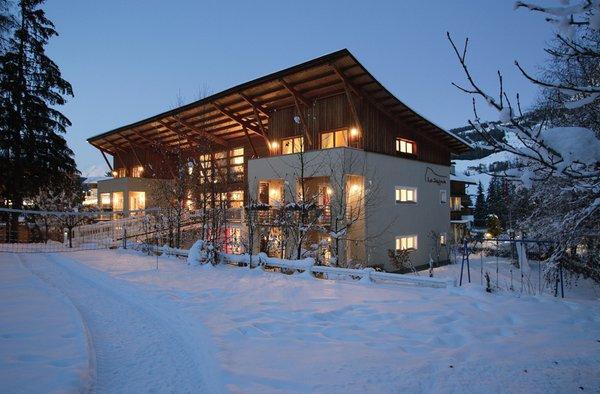 Foto invernale di presentazione La Sajun e Les Viles - Appartamenti 3 soli