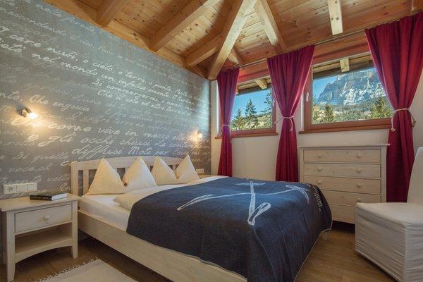 Foto della camera Appartamenti La Sajun e Les Viles