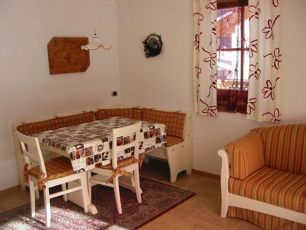The living area Apartments Romantik House La Perla