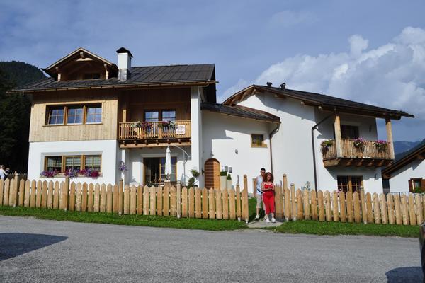 Photo exteriors in summer Romantik House La Perla