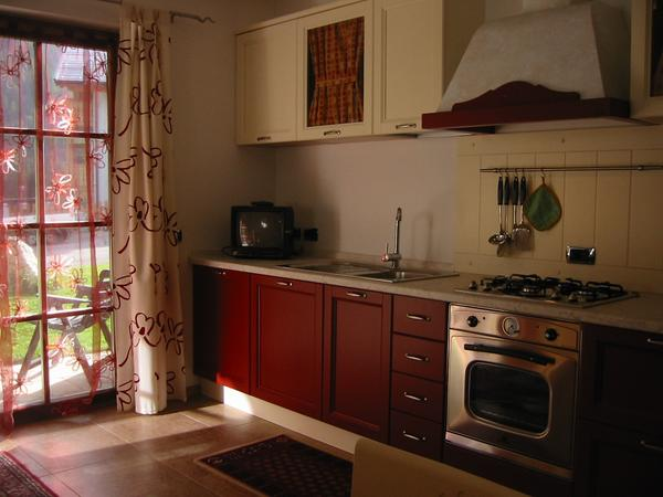 Photo of the kitchen Romantik House La Perla