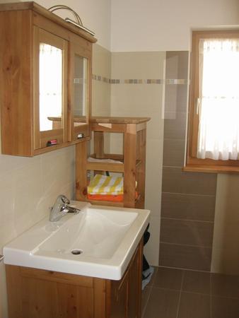 Photo of the bathroom Apartments Romantik House La Perla