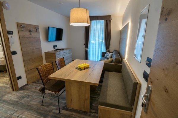 La zona giorno Albergo Dimaro - Hotel + Residence 3 stelle sup.