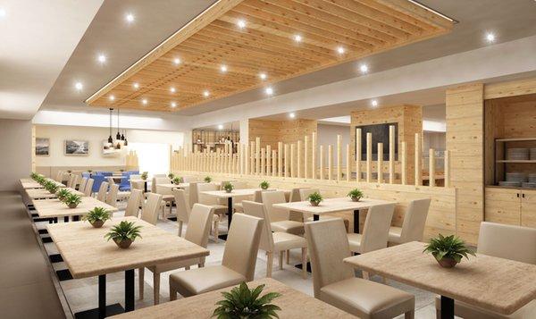 Il ristorante Dimaro Albergo Dimaro