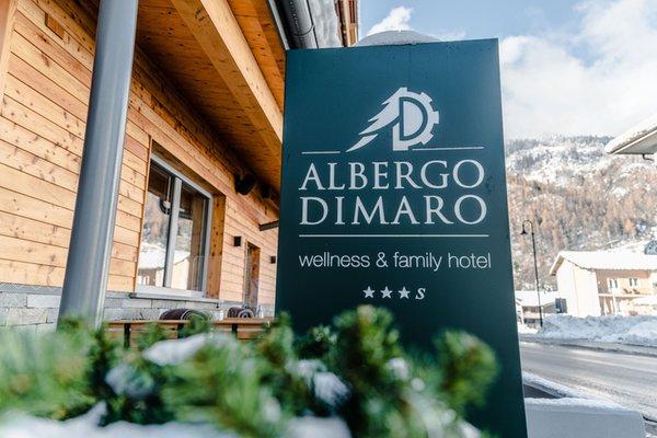 Foto estiva di presentazione Albergo Dimaro