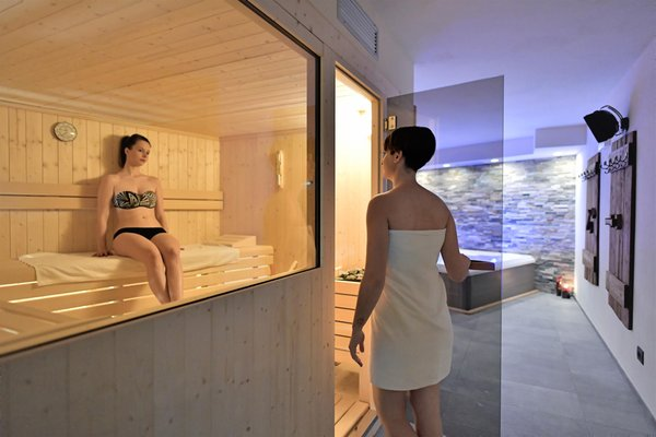Photo of the sauna Dimaro
