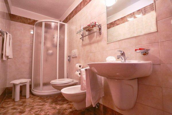 Foto del bagno Hotel Fantelli