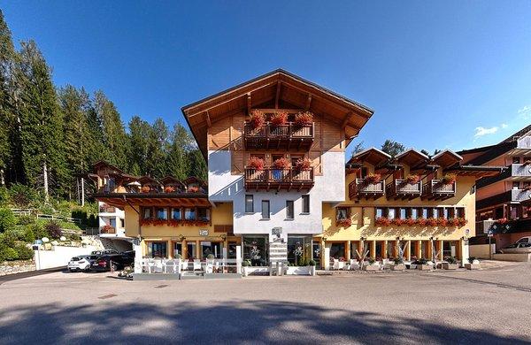 Foto estiva di presentazione Folgarida - Hotel 3 stelle
