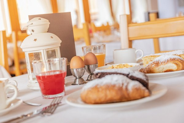 The breakfast Hotel Folgarida