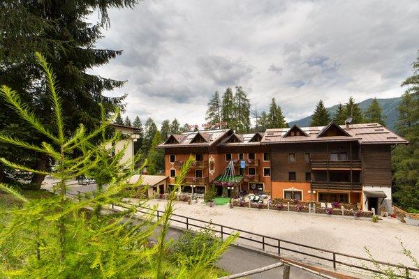 Foto estiva di presentazione Gran Baita - Hotel 3 stelle