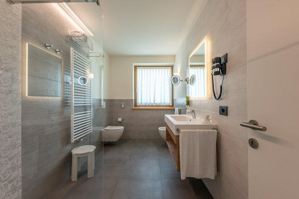 Foto del bagno Hotel Ariston