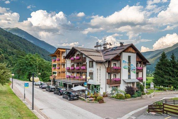 Foto estiva di presentazione Hotel Ariston