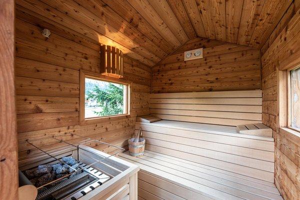 Foto della sauna Monclassico