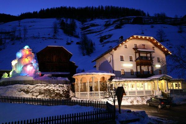 Winter presentation photo Restaurant and Pizza Fornata