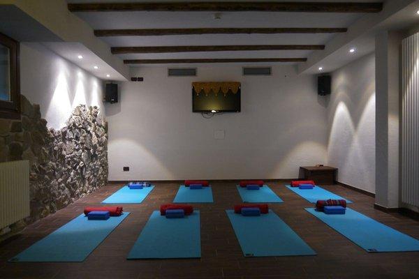 Foto della zona fitness Hotel Bella di Bosco