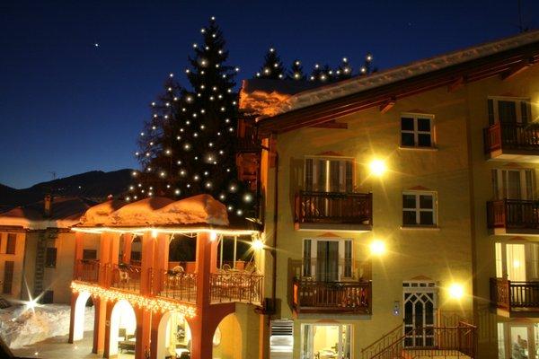 Foto esterno in inverno Bella di Bosco