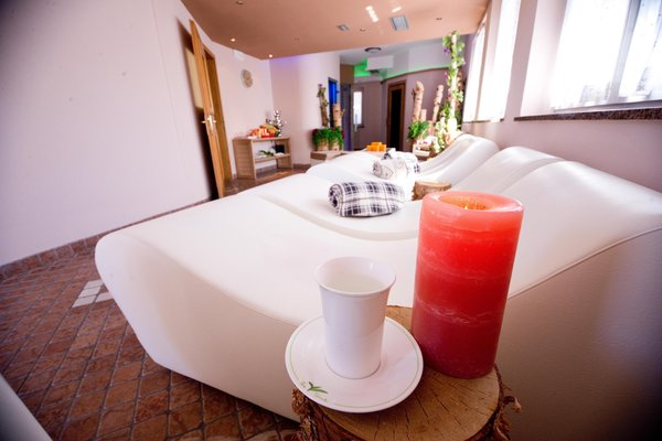 Photo of the wellness area Hotel Michela