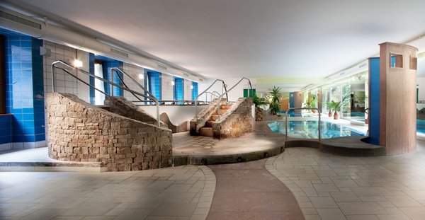 Swimming pool Grand Hotel Rabbi - Hotel 3 stars