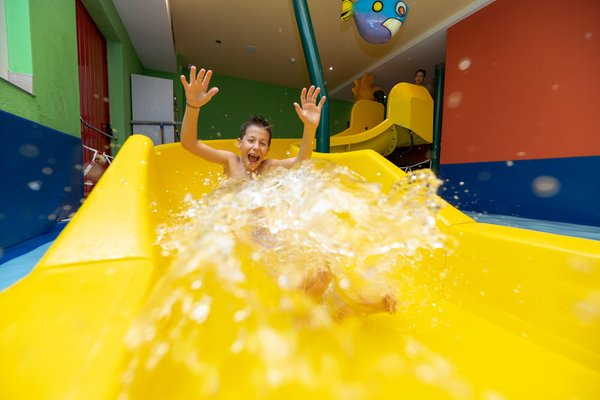 The children's play room Hotel + Residence Val di Sole