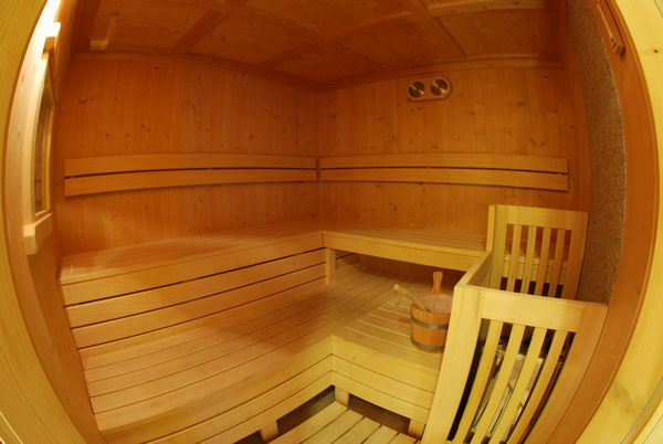 Foto della sauna Presson