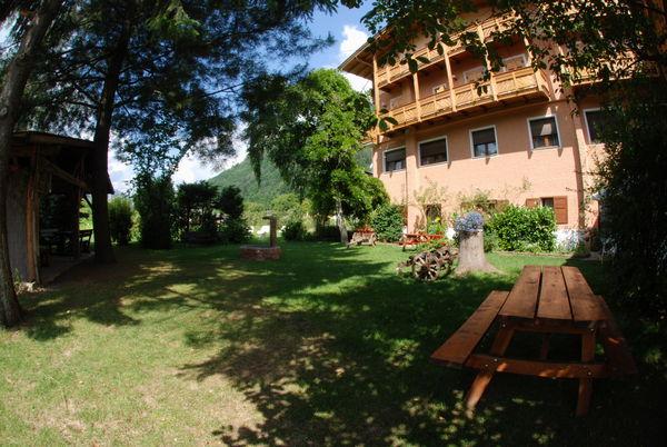 Foto del giardino Presson (Val di Sole)