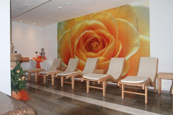Photo of the wellness area Hotel Almazzago