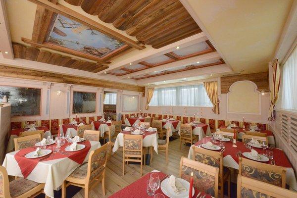 Il ristorante Daolasa La Noria