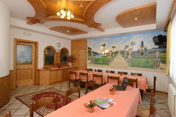 Le parti comuni Hotel La Noria