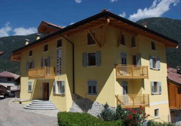 Foto estiva di presentazione Mountain Resort - Hotel 3 stelle