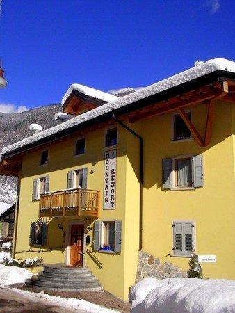 Foto invernale di presentazione Mountain Resort - Hotel 3 stelle