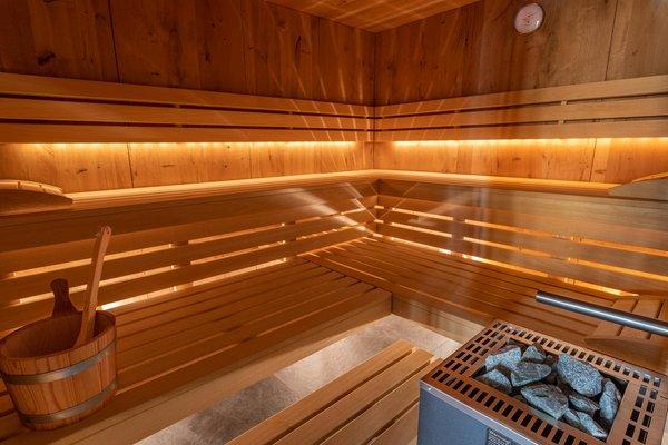 Foto della sauna Commezzadura