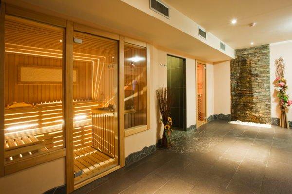 Foto della sauna Mezzana