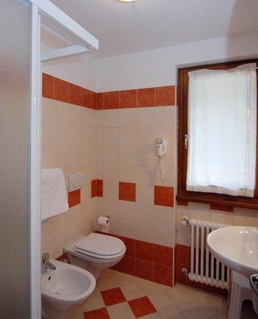 Foto del bagno Aparthotel Gaia