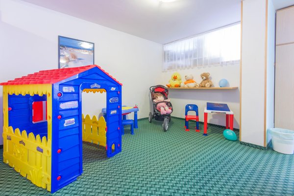 The children's play room Residence Kristall