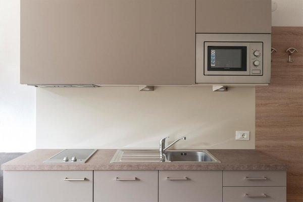 Foto der Küche Marilleva 900