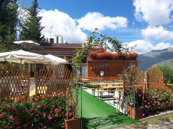 Foto estiva di presentazione Residence Bucaneve