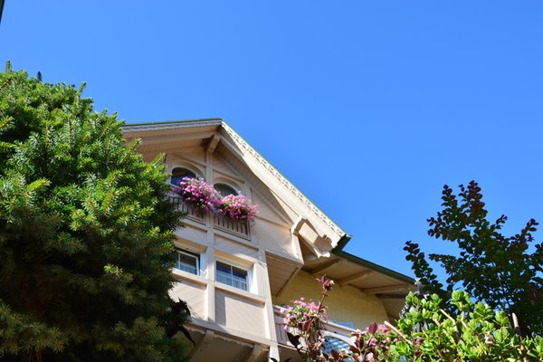 Foto estiva di presentazione Pangrazzi - Hotel 3 stelle