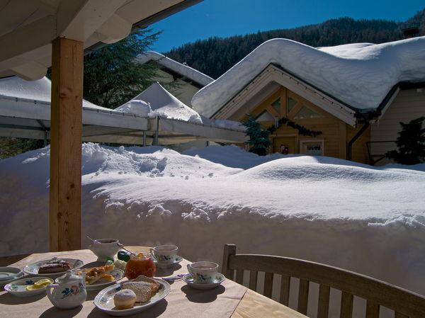 La colazione Pangrazzi - Hotel 3 stelle